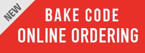 Bake Code Online Ordering